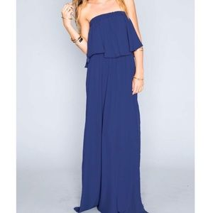 Size S mumu hacienda dress